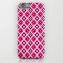 Morrocan Manor in Pink iPhone & iPod Case