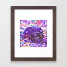 YCEWUWFB Framed Art Print
