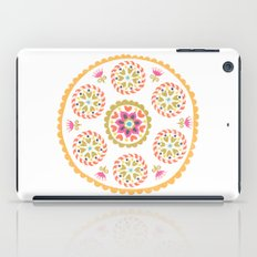 Suzani inspired floral 4 iPad Case