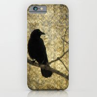 Crow Of Damask iPhone 6 Slim Case