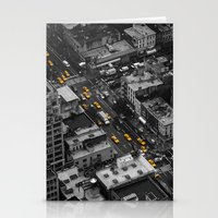 Yellow Cabs | NYC Stationery Cards