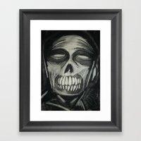 Scum Framed Art Print