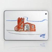 Igreja Nossa Senhora do Rosário de Fátima Laptop & iPad Skin