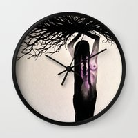 Wicked Witch Wall Clock
