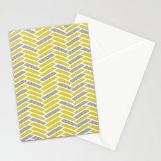 inspired herringbone Stationery Cards