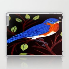 Pretty bird Laptop & iPad Skin