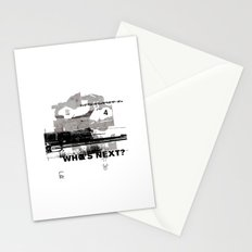 Who's Next? Stationery Cards