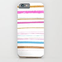 iPhone & iPod Case featuring Betty's Beach Towel by The Omnivore