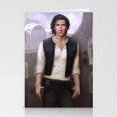 Ben Organa Solo Stationery Cards
