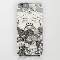 ACTION BRONSON iPhone 6 Slim Case