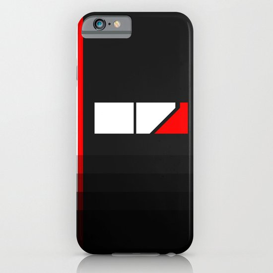 Minimal Effect iPhone & iPod Case