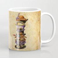 Hat Stack Mug