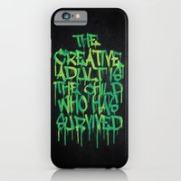 Graffiti Tag Typography!… iPhone 6 Slim Case