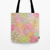 Summer Pattern #4 Tote Bag