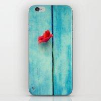 Papoula iPhone & iPod Skin