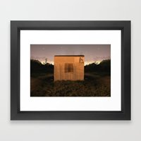 Dream Shack Framed Art Print