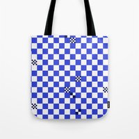 The Tiler's Odd Sense Of… Tote Bag