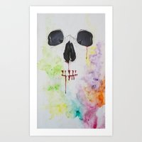 A Beautiful Array Of Som… Art Print