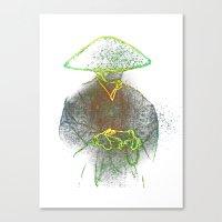 kyoto 3 Canvas Print