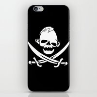 Sloth,s Bones iPhone & iPod Skin