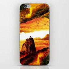 Lava Isolation iPhone & iPod Skin