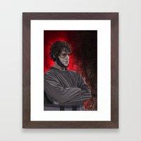Ostinato Framed Art Print
