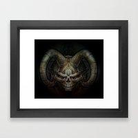 Darko Day Off Framed Art Print
