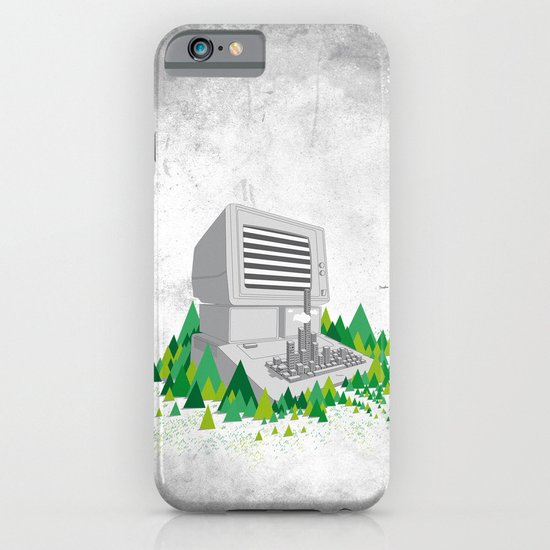 Keyboard City iPhone & iPod Case
