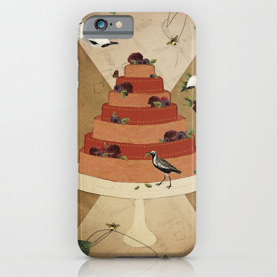 Let Them Eat Cake :: II iPhone & iPod Case