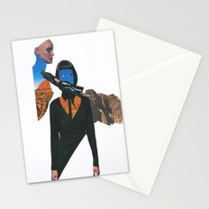 Deserted Stationery Cards