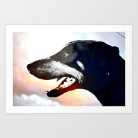 Troy Art Print
