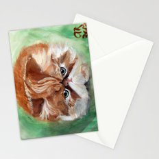 Grumpy Persian Stationery Cards