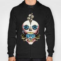 Diamond Skull Hoody
