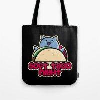 Soft Taco Night Tote Bag