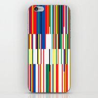National Colors iPhone & iPod Skin