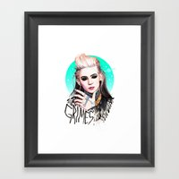 Artangel Framed Art Print