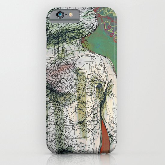 To be silent iPhone & iPod Case