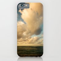 iPhone & iPod Case featuring beach by noirblanc777