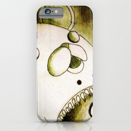 OrsoMariaPesce iPhone & iPod Case