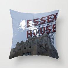 Essex House Throw Pillow