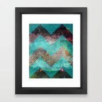 Star Scape & Travel #2 Framed Art Print