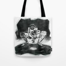 The Catcher: An Enigmatic Two Tote Bag