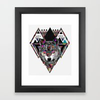 SPIRIT OF MOTION Framed Art Print