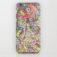 Basura Cerebro iPhone 6 Slim Case