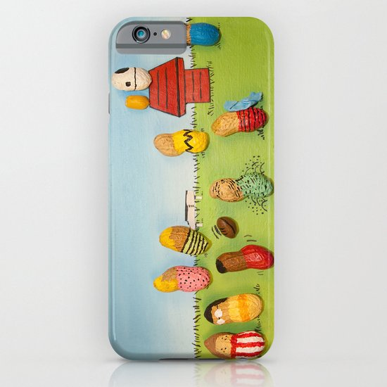 Real Peanuts iPhone & iPod Case