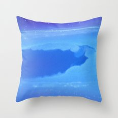 Dive Deep Throw Pillow
