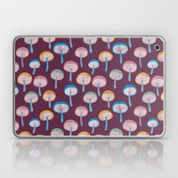 Pattern Project #41 / Mushrooms Laptop & iPad Skin