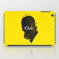 Doh – Homer Simpson Si… iPad Case