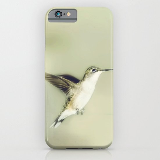 Mid flight iPhone & iPod Case