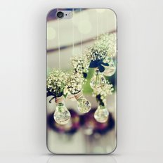 Flower photo iPhone & iPod Skin